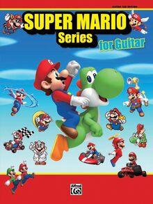 Super Mario Series for Guitar cover