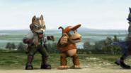 Super Smash Bros Brawl - Subspace Emissary - Part 18 - The Swamp (100% Gameplay Walkthrough) 6-27 screenshot