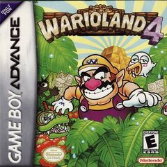 Wario Land 4 (NA)