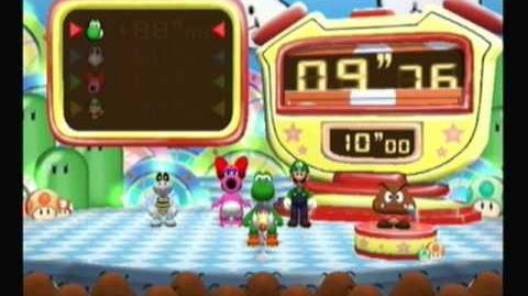 Mario Party 7 - Clock Watchers