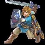 Super Smash Bros. Ultimate - Character Art - Link