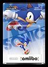 Amiibo - SSB - Sonic - Box