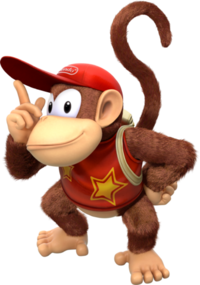 Diddy Kong (Donkey Kong Country Tropical Freeze)
