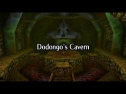Dodongo's Cavern Head