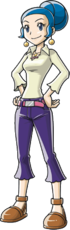 Leanne (Pokémon Ranger Guardian Signs)