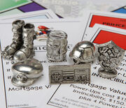 Nintendo monopoly pieces