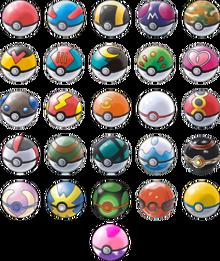 Poké Balls-0