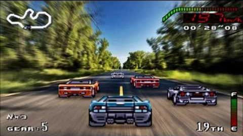 Top Gear Music (SNES) - Circuit Theme B