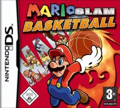 Mario Hoops 3-on-3 (EU)