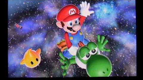 Super Mario Galaxy 2-1