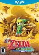 The Legend of Zelda The Wind Waker HD (NA)