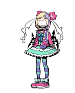 The World Ends with You Final Remix - Character Art - Coco 2