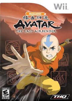 Avatar The Last Airbender (Wii) (NA)