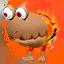 Fiery Dwarf Bulblax icon