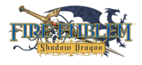Fire Emblem Shadow Dragon (EN) logo