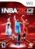 NBA 2K13 (Wii) (NA)