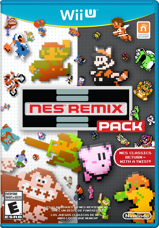Image Nes Remix Pack Jpg Nintendo Fandom Powered By Wikia