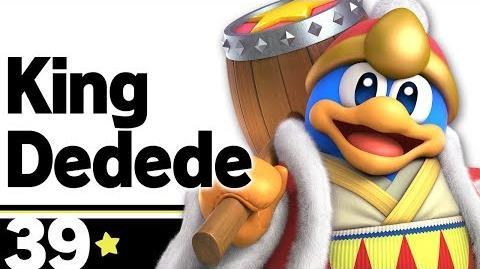 39- King Dedede – Super Smash Bros. Ultimate