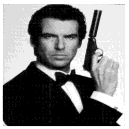 GoldenEye 007 Bond character icon