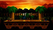 N64 Kongo Jungle SSB4U Omega