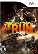 Need for Speed The Run (Wii) (NA)