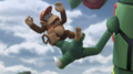 Super Smash Bros Brawl - Subspace Emissary - Part 6 - The Lake (100% Gameplay Walkthrough)-screenshot (1)