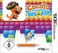 Cocoto Alien Brick Breaker GE