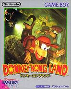 Donkey Kong Land 2 (JP)