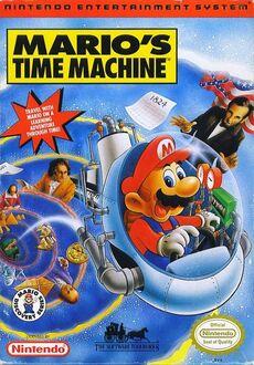 Mario's Time Machine (NES)