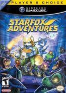 Star Fox Adventures (Players Choice) (NA)