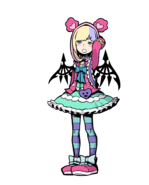 The World Ends with You Final Remix - Character Art - Coco 12