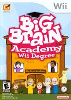 Big Brain Academy Wii Degree(NA)