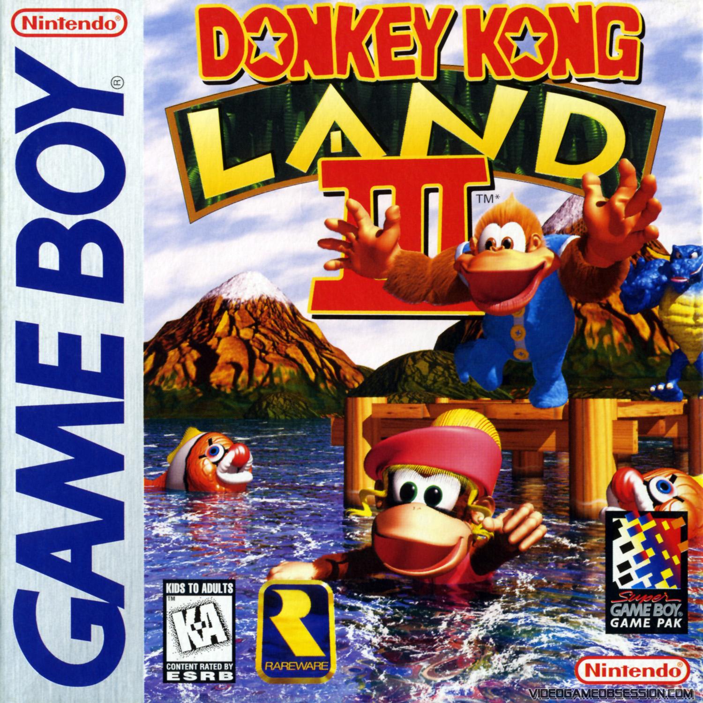 Donkey Kong Land Iii Nintendo Fandom Powered By Wikia