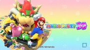 Mario Party 10 startup