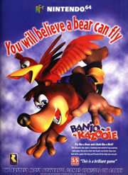 Banjo-Kazooie AD