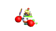 Mario Tennis Aces - Character Artwork - Bowser Jr. 01
