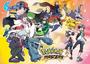 Pokémon Masters artwork