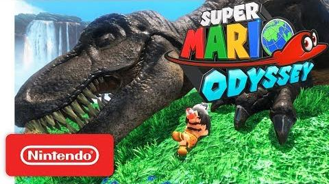 Super Mario Odyssey - Nintendo Switch - Nintendo Direct 9.13