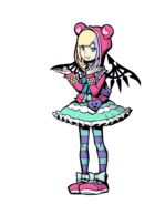 The World Ends with You Final Remix - Character Art - Coco 22
