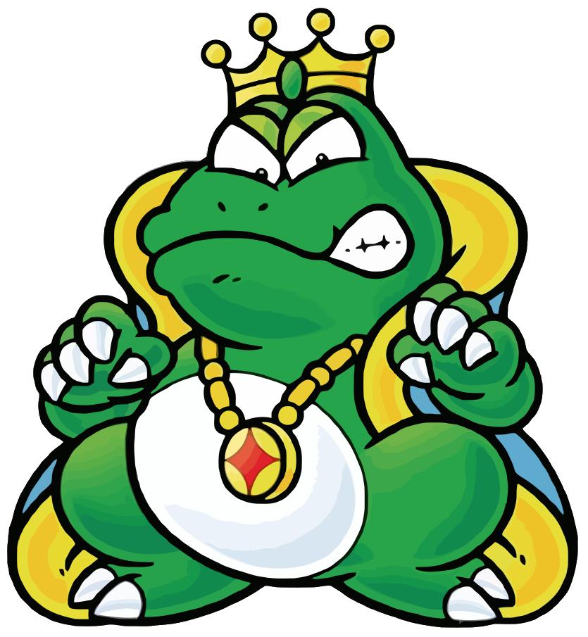 Wart Super Mario Bros 2 Nintendo Fandom