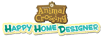 Animal Crossing - Happy Home Designer - Logo