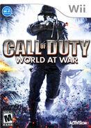 Call of Duty World at War (Wii) (NA)
