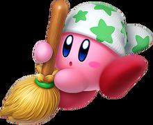 Clean Kirby