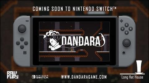 Dandara Switch Announce Trailer