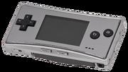 Game Boy Micro - Grey Model