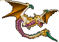 Greygnarl (Dragon Quest IX Sentinels of the Starry Skies - Grotto)