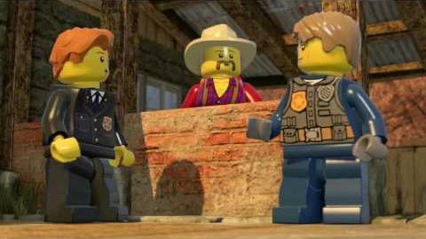 LEGO City Undercover - Hero Trailer