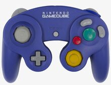 Mando GameCube (Indigo)