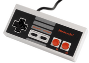 Nintendo Entertainment System (Controller)