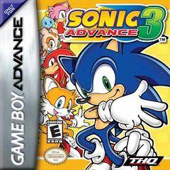 Sonic Advance 3 (NA)